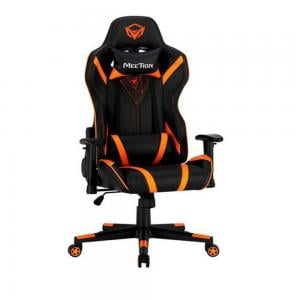 Meetion MT-CHR15 Gaming Chair, Orange and Black