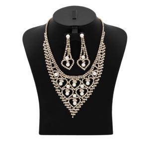 Multi layer Necklace Set