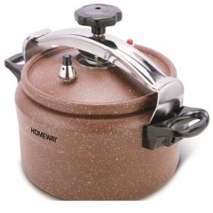 Homeway  7L Marble Coating Non-Stick Arabic Pressure Cooker, HW3437