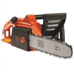 Black & Decker 1900w Electric Chainsaw 40cm Tool Free Tensioner ,A6235CS chain , CS1835-GB