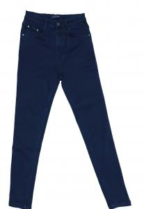 Zola Ladies Denim Jeans, Blue- ZO6870