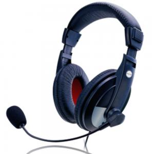 Lightwave LW-H760 Stereo Headset with Mic
