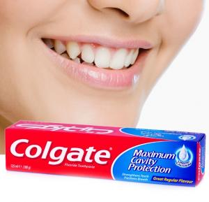 Colgate Maximum Cavity Protection Toothpaste 125ml