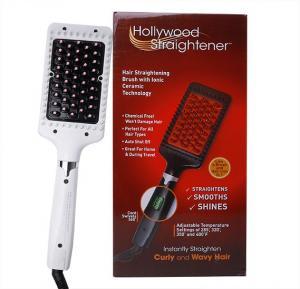 Hollywood straightening Brush