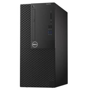Dell OptiPlex 7060 MT - i5-2.80GHz / 8GB / 1TB / 4GB VGA / Win 10 Pro / 1YW - Desktop, 7060N-I5-210-AO