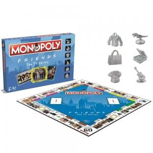 Winning Moves Monopoly Friends The Tv Series, 27229