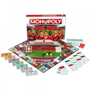 Winning Moves Monopoly Liverpool Boarding Game, 32834