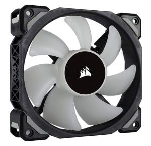 Corsair Gaming Fan Ml140 Pro Rgb, Black - CO-9050077-WW