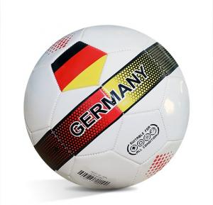 Joerex German Flag Soccer Ball 5
