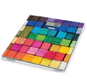 Geepas Digital Personal Scale 5MM Glass - GBS4217