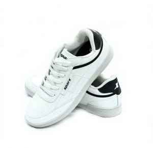 Sparx White Gents Casuals Shoes With Bag, SM-334-44