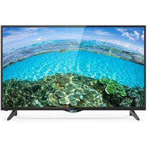 Nikai 50 Inch 4K UHD Android Smart LED TV, UHD5010SLED Black