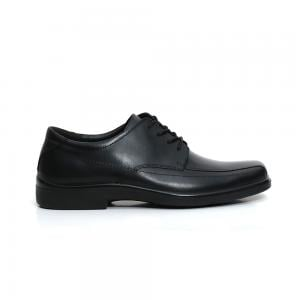 Hush Puppies Mens Formal Shoes Black Leather, HM01984-007
