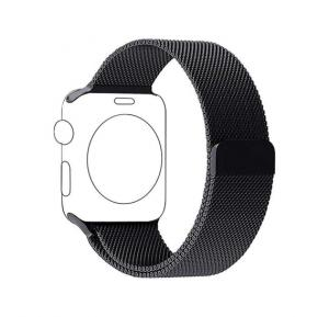 Generic Stainless Steel Band Apple Watch 38 mm Black