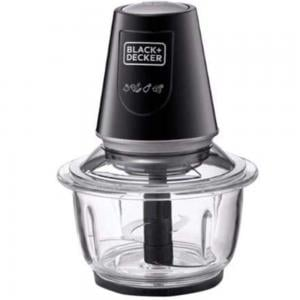 Black and Decker GC400-B5 Chopper, Black