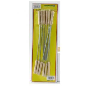 Royalford 12Pcs BBQ Skewer31Cm, RF9400
