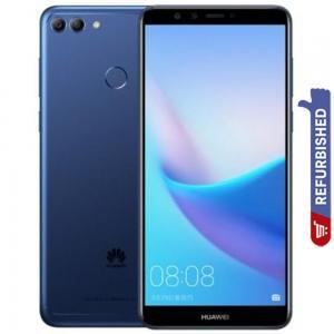 Huawei Y9 2018 Dual SIM Blue 4GB RAM 128GB Storage 4G LTE