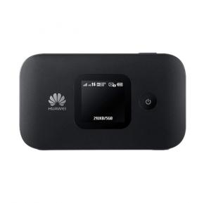 Huawei E5577 Lte Portable Router-4GWiFi 150 Mbps Black