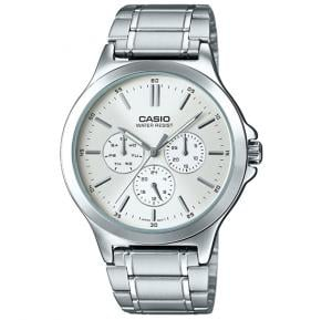 Casio MTP-V300D-7AUDF Enticer Analog Multi Dial Mens Watch
