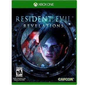 Capcom Resident Evil Revelations With Arabic For Xbox One