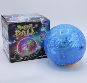 GTC 3D Light Dancing  Ball,1588
