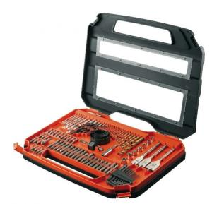 Black & Decker Family Series 100 Piece Accessory Set, A7154-XJ