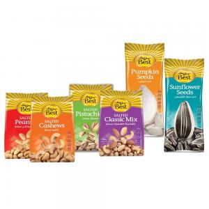Best Food 6 in 1 LARGE SNACK 150GM Each