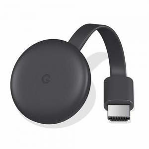 Google Chromecast Ultra 4K Media Streaming Device Black