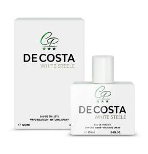 De Costa White Steele edt perfume 100 ml