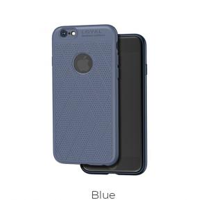 Hoco Admire series protective case for iPhoneSE/5S/5, Blue