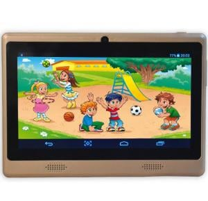 T-pad 270 7 Inch Tablet,Quard Core,1GB Ram 8 GB storage,Wifi,Bluetooth,Andriod 6.0, Touch Gold color,T270