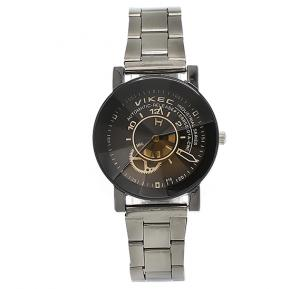 Vikec Industrial Series metal cut Wrist watch for Ladies, STGT002