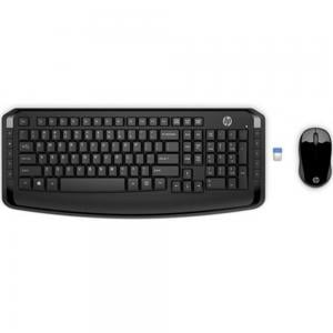 HP Wire Less Keyboard and Mouse, 3ML04AA#ABV