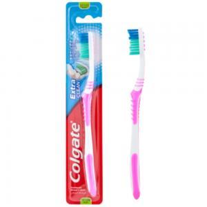 Colgate Toothbrush Extra Clean Medium Assorted Colour 1pc