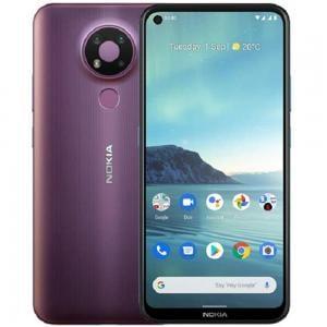 Nokia 3.4 Dual SIM 4GB RAM 64GB 4G LTE, Purple