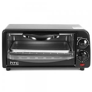 HTC Countertop Toaster Oven 8L Black, HTC-118-EO
