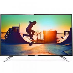 Philips 50 Inch 4K Ultra Slim Smart LED TV, 50PUT6102/56