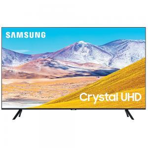 Samsung 43-Inch 4K UHD Smart LED TV UA43TU8000 Black