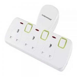 Cleenwood 3 Way Direct Socket, CW-100