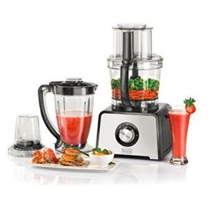 Black & Decker FX810-B5 800W Food Processor with juicer