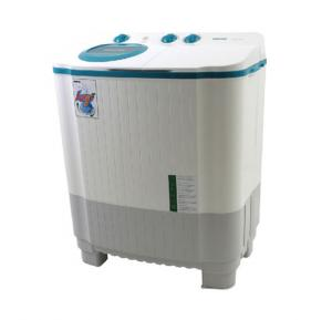 Geepas Semi Auto Washing Machine - GSWM6470 7 Kg, Twin Tub