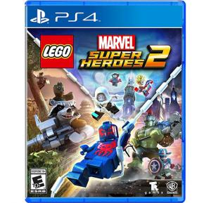 Warner Bros Lego Super Heros 2 for PS4