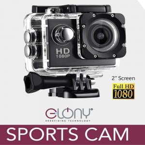 Elony Full HD Action Camera