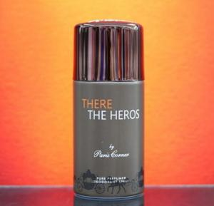 PCP There the Heros pure Perfumed deodorant Spray 250ml
