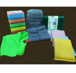 Cleaning Set Offer 6 Pcs  Wtc -444