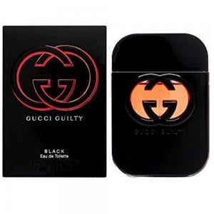 Gucci Guilty Black EDT For Women 75ml