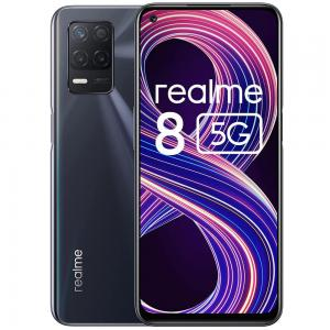 Realme 8 Dual SIM Supersonic Black 6GB RAM 128GB Storage 5G LTE