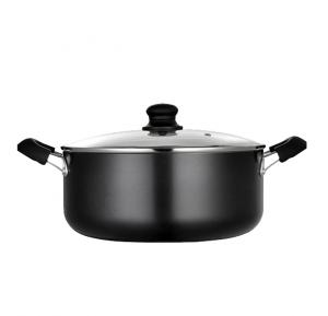 Homeway CS-252-28CM Casserole  Nonstick 28 Cm