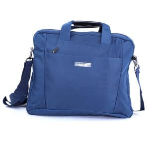 Para John 16-inch Laptop Bag - Navy Blue, PJLB8031A16