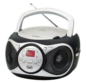 Trevi 0051200 CD 512 Portable Stereo CD Player